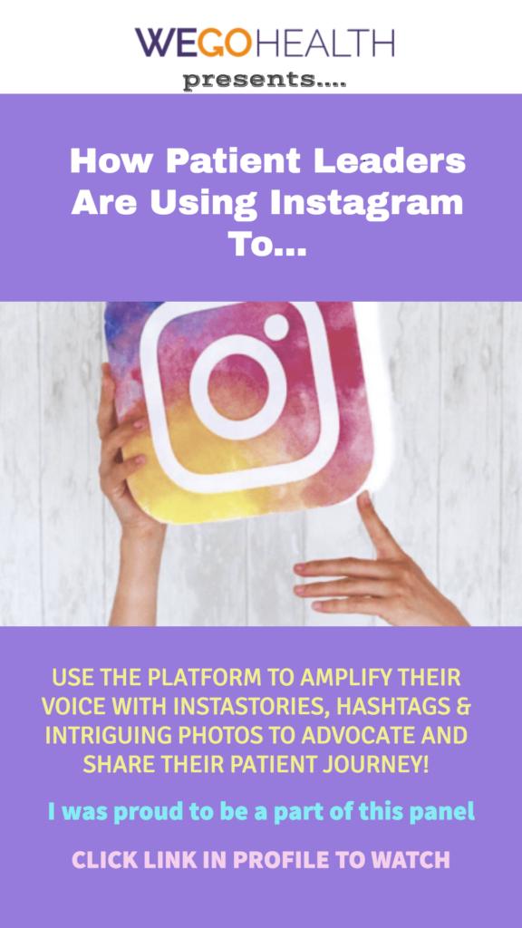 wego health instagram webinar