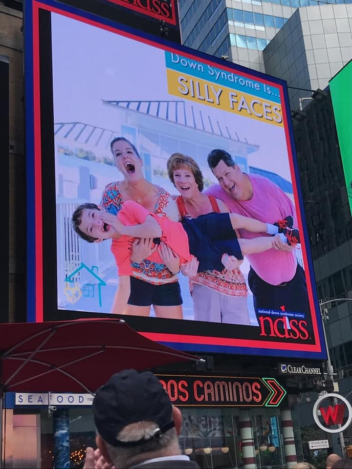 Times Square Picture for NDSS